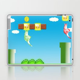 Meowio and Catuigi Laptop & iPad Skin