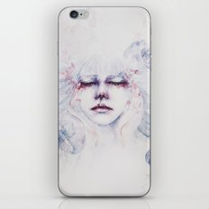 Ocean's whispers iPhone & iPod Skin