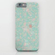Tribal Flowers iPhone 6s Slim Case