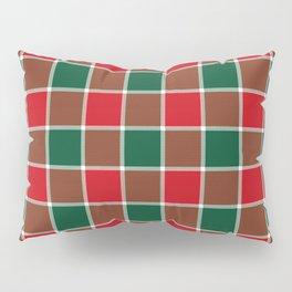 Plaid Festive Pillow Sham
