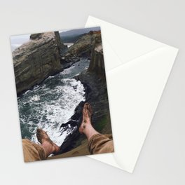Off the Cliffs Again Stationery Cards