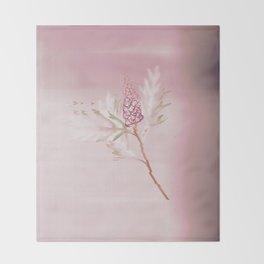 Grevillea - 01 Throw Blanket
