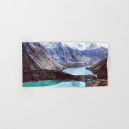 The Mountains Are Calling Hand & Bath Towel