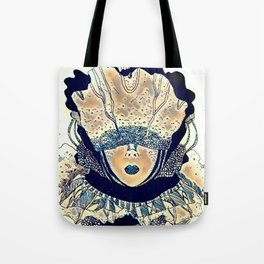 mysterious 1 Tote Bag