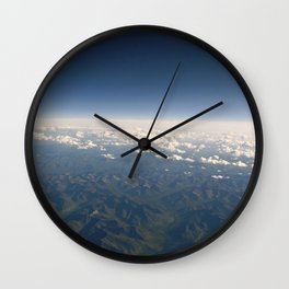 Touching Infinity Wall Clock