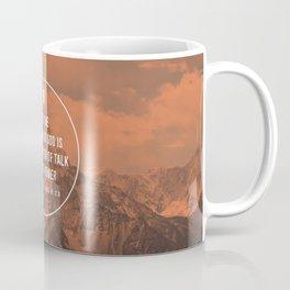 1 Corinthians 4:20 Coffee Mug