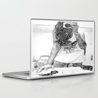 mirror Laptop & iPad Skins featuring Mirror by Skye Rao