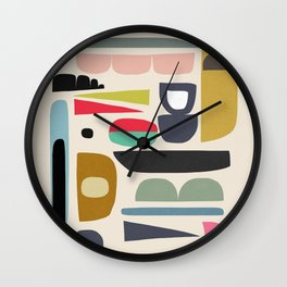 Nord Wall Clock