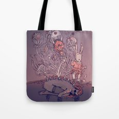 I Who Have Died - Everything Which Is Yes Tote Bag