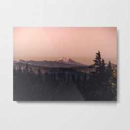 Mountain Morning IV Metal Print