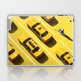 New York Cabs Laptop & iPad Skin