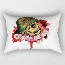 Fossils of war Rectangular Pillow