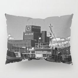 Old Port Montreal Pillow Sham