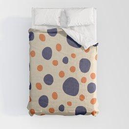 Retro bubbles Comforters