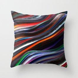 In Flow Throw Pillow