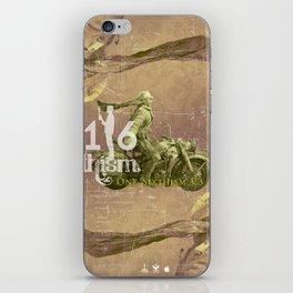 One Sixth Ism Vol.3-1 iPhone Skin