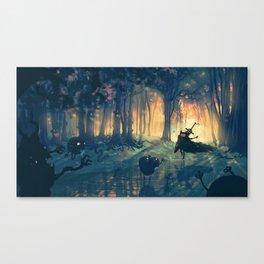Finn\Guts Canvas Print