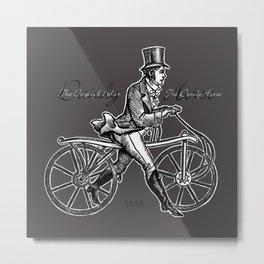 Dandy Horse - The Original Biker Metal Print