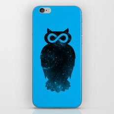 Owlfinity  iPhone & iPod Skin