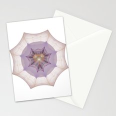 Webbed Heart Stationery Cards