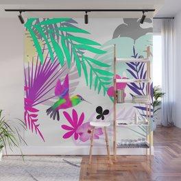 Full Exotic Wall Mural