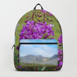 Hatcher_Pass Fireweed - Alaska Backpack