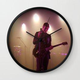 Paul Banks / Interpol at Terminal 5 New York City Wall Clock