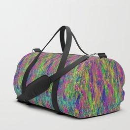 Rain Flowers Duffle Bag