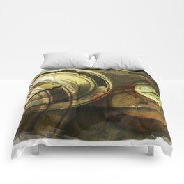 grey gauge Comforters