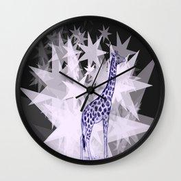 A star is born  Wall Clock