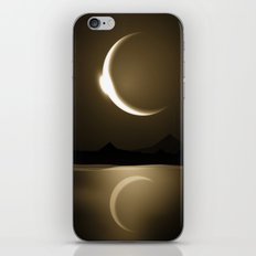 Divine Reflections iPhone Skin