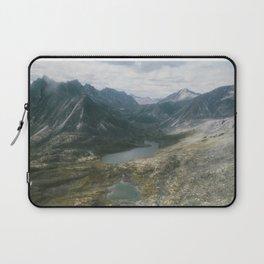 Mackenzie Mountains Laptop Sleeve