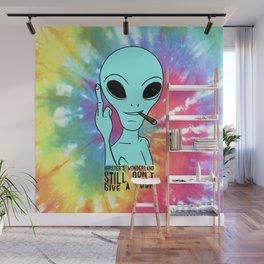 Still Alien Wall Mural