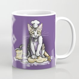 Josie the Pizza Pussycat Coffee Mug