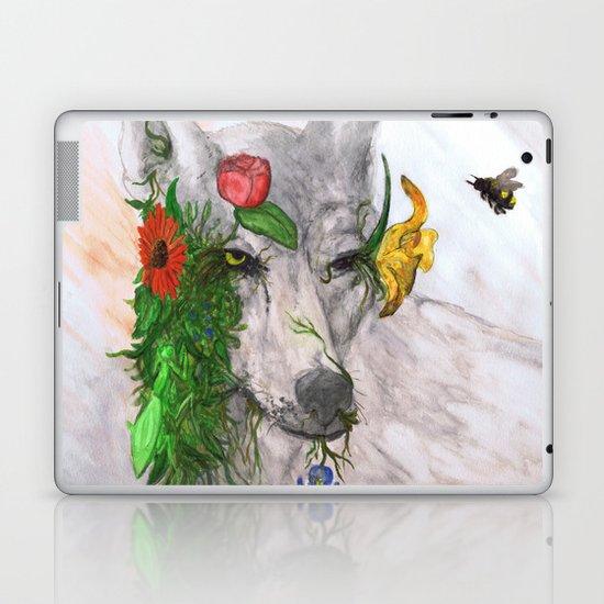"""""""Wolf's Law"""" by Cap Blackard Laptop & iPad Skin"""