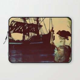 pirate ship Laptop Sleeve