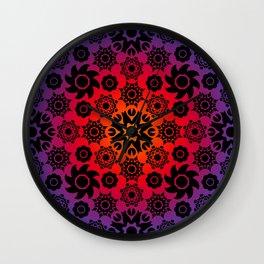 Revolvingon Octa Wall Clock