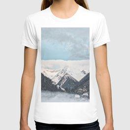 winter scene #society6 #decor #homedecor #buyart T-shirt
