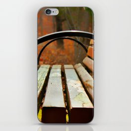 Have a seat iPhone Skin