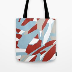 Hastings Zoom Red Tote Bag