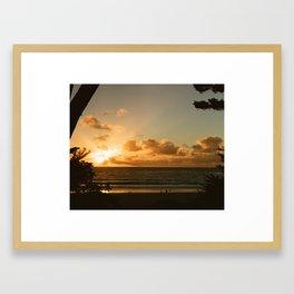 Carmel-by-the-Sea Framed Art Print