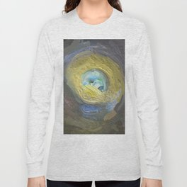 Abstract Mandala 166 Long Sleeve T-shirt