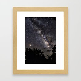 Mars, the Bringer of War Framed Art Print