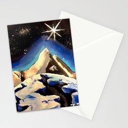 Ice Quake Stationery Cards
