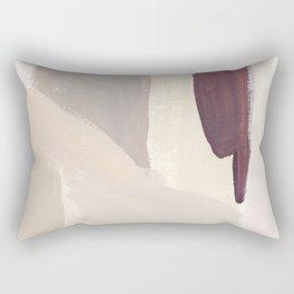 Plumb Crazy Rectangular Pillow