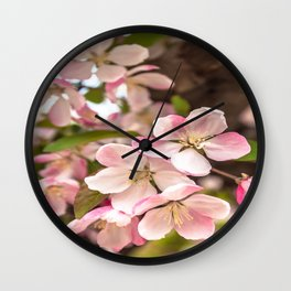Japanese Blossoms (Cherry Blossoms) Wall Clock
