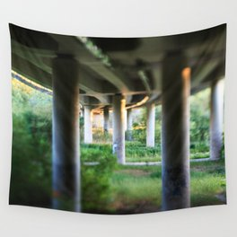 Underpass Wall Tapestry