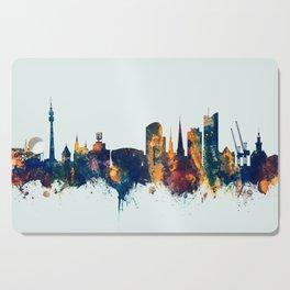 Dortmund Germany Skyline Cutting Board