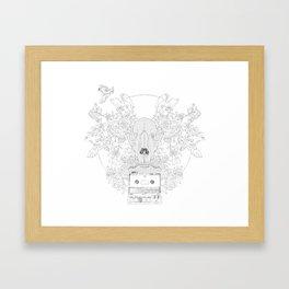 Fast-F  Framed Art Print