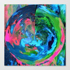 Earthly Canvas Print